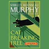 Cat Breaking Free | [Shirley Rousseau Murphy]