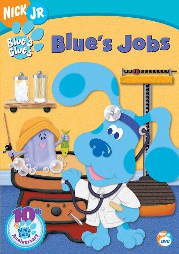 Blue's Clues: Blue's Jobs [DVD] [Import]