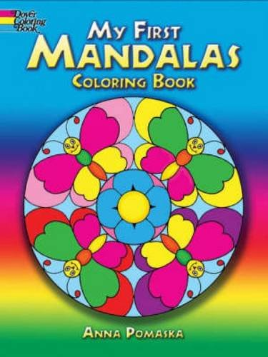 My First Mandalas Coloring Book (Dover Coloring Books) (Kid Coloring Book compare prices)