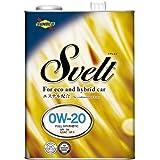 SUNOCO(スノコ) Svelt(スベルト) SN 0W20 4L エステル配合全合成エンジンオイル [HTRC3]