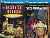 Mechanical Monarch / Twice Upon a Time (Classic Ace Double, D-266) (044104266X) by E. C. Tubb