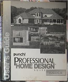 Flip to back flip to front - Punch professional home design platinum version ...