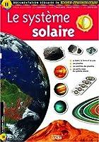 Le système solaire : Documentation scolaire en images autocollantes - Dès 7 ans