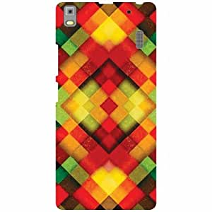 Design Worlds Lenovo A7000 PA030023IN Back Cover Designer Case and Covers