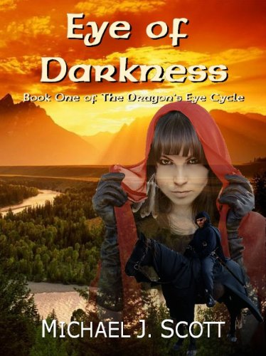 E-book - Eye of Darkness by Michael J. Scott