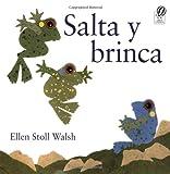 Salta y brinca (0152013563) by Walsh, Ellen Stoll
