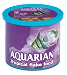Aquarian Tropical Flake Fish Food 200 g