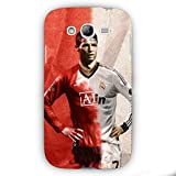 EYP Cristiano Ronaldo Manchester United Real Madrid Back Cover Case For Samsung Galaxy S3 Neo GT-I9301