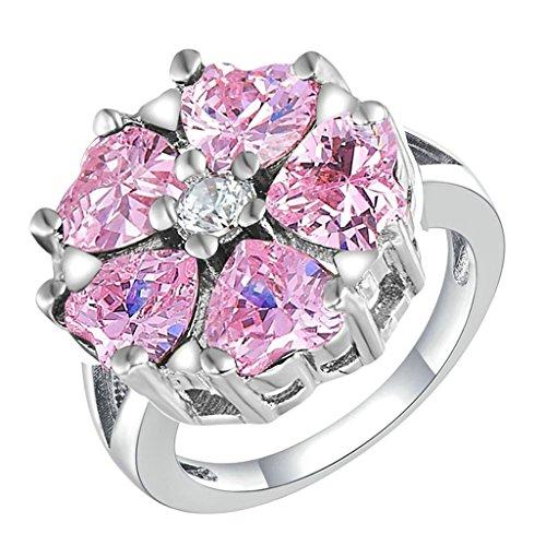 Daesar-Plaqu-Argent-Bague-De-Mariage-Femme-Fleur-Zircon-Cubique-Anneaux-Strass-Coeur-Anneaux-Taille59