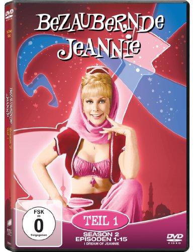 Bezaubernde Jeannie - Season 2, Vol.1 [2 DVDs]