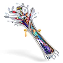 Seeka Tree of Life Mezuzah from The Artazia Collection M1054