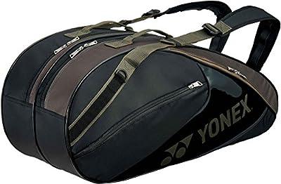 ヨネックス(Yonex) テニス バドミントン ラケットバッグ6 (リュック付) テニスラケット6本用 Bag1732r カーキ