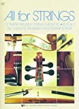 78VN - All For Strings Book 1: Violin (Edition unknown) by Robert S. Frost, Gerald E. Anderson [Paperback(2008£©]