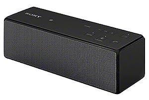 SONY ワイヤレスポータブルスピーカー Bluetooth対応 ブラック SRS-X33/B