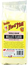 Bob39s Red Mill Millet Flour 23-Ounce Pack of 4