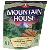 Mountain House Scrambled Eggs w/ Bacon - Breakfast Entree