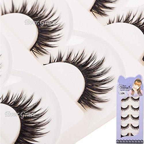5-pairs-long-thick-makeup-false-eyelashes-fake-eye-lash-extension-handmade-soft-by-icecheer
