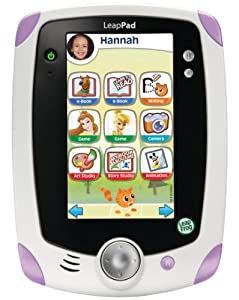 LeapFrog LeapPad1 Explorer Learning Tablet, pink