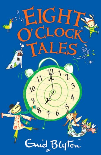 Eight O'clock Tales (The O'Clock Tales), Buch