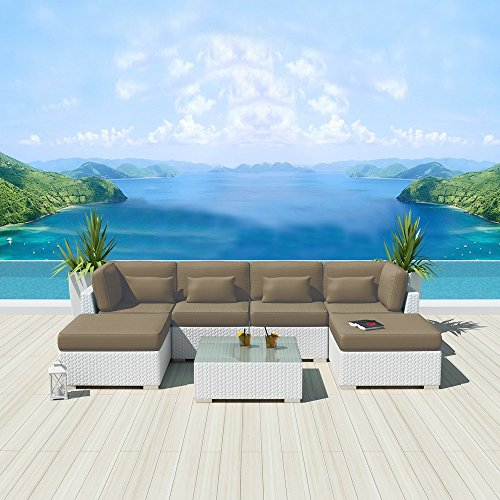 Modenzi 7C Outdoor Sectional Patio Furniture