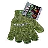 Fabrikators Skrub'a Glove, Veggie, 1-Pair