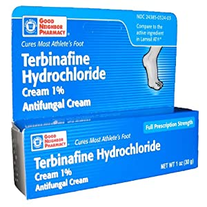 Terbinafine reviews