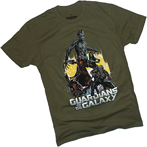 Battle Ready -- Guardians Of The Galaxy T-Shirt