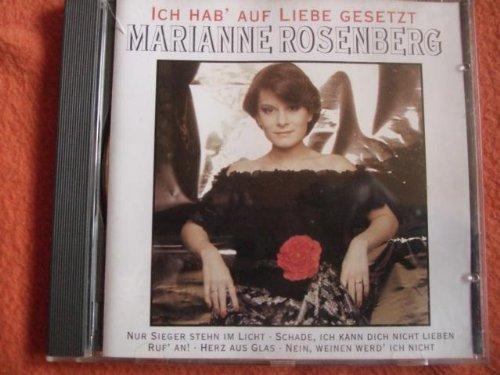 Marianne Rosenberg - Ich hab auf Liebe gesetzt - Zortam Music