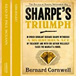 Sharpe's Triumph: Sharpe, Book 2 (       ABRIDGED) by Bernard Cornwell Narrated by Paul McGann