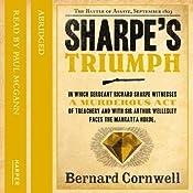 Sharpe's Triumph: Sharpe, Book 2 | Bernard Cornwell