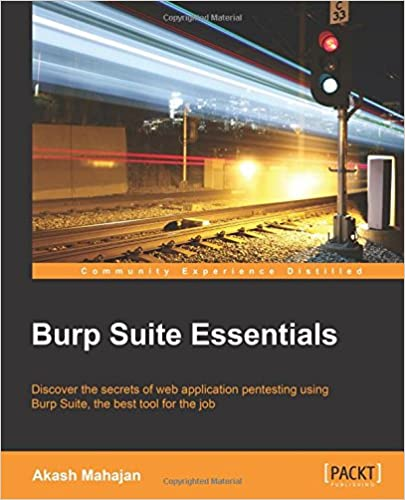 Burp Suite Essentials on Amazon.co.uk