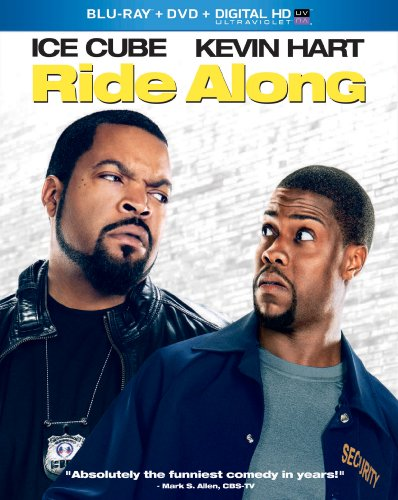 Blu-ray : Ride Along (With DVD, Ultraviolet Digital Copy, Digital Copy, 2 Pack, Snap Case)