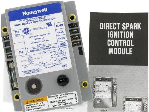 Honeywell S87D1004 Direct Spark Iginition Control