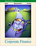 Fundamentals of Corporate Finance (0072319372) by Bradford D. Jordan