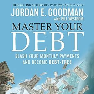 Master Your Debt Audiobook