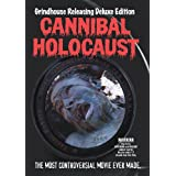 Cannibal Holocaust Deluxe Edition ~ Robert Kerman