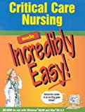 51PT2Q1RDGL. SL160  Critical Care Nursing Made Incredibly Easy!