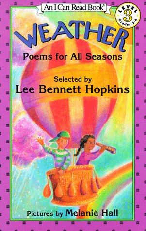 Weather: Poems for All Seasons, Lee Bennett Hopkins