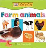 Farm Animals (DK Lift-The-Flap)