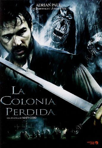 la-colonia-perdida-import-movie-european-format-zone-2-2010-adrian-paul-frida-show-rhett-giles-m
