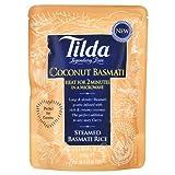 Tilda Steamed Basmati Coconut 6x250g