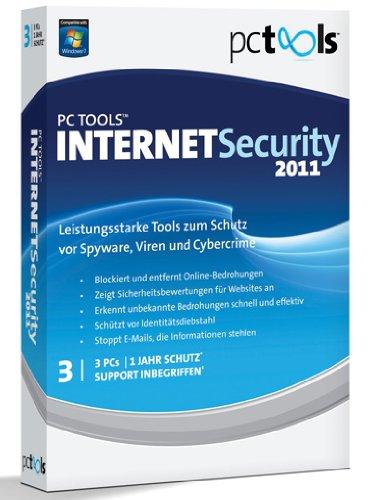 PC TOOLS INTERNET Security 2011 3 PC, PC