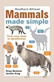 img - for Southern African Mammals Made Simple book / textbook / text book