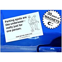 Do Your Park Magnets Bad Parking Tickets (3 Packs Of 10)