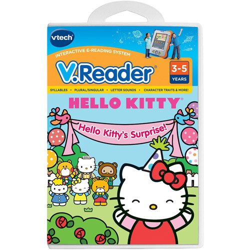 VTech VReader Hello Kitty Software - 1