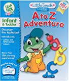 LeapFrog Little Touch LeapPad Book: A to Z Adventure