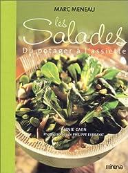 Les salades, du potager à l'assiette