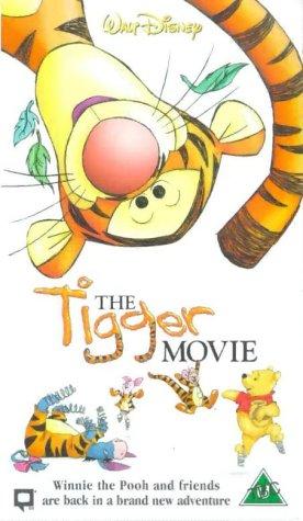 Tigger Movie [VHS] [2000]