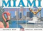 Miami and Miami Beach (USA PopOut Maps)