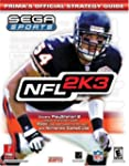 NFL 2K3: Official Strategy Guide (Pri...